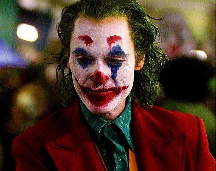 Film Joker, Joaquin Phoenix