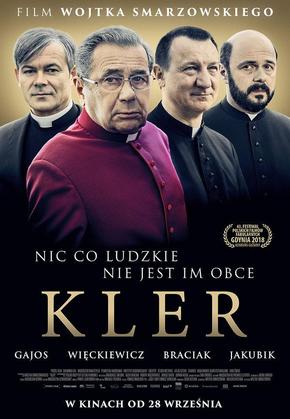 Film Kler plakat