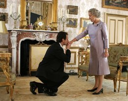 Film Królowa, Helen Mirren