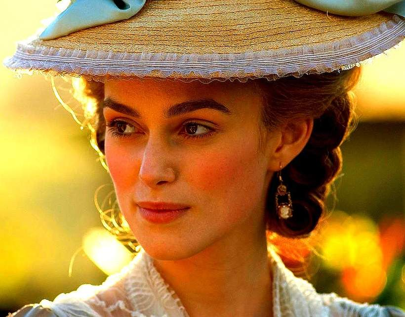 film Księżna, Keira Knightley, Georgiana Spencer