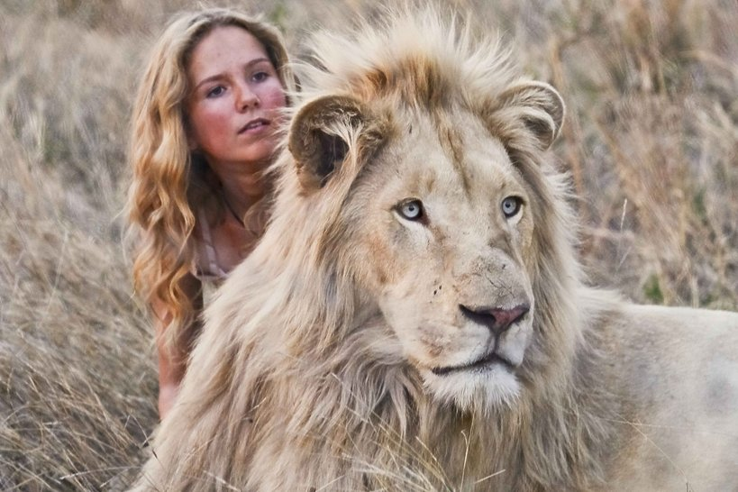 film Mia i biały lew