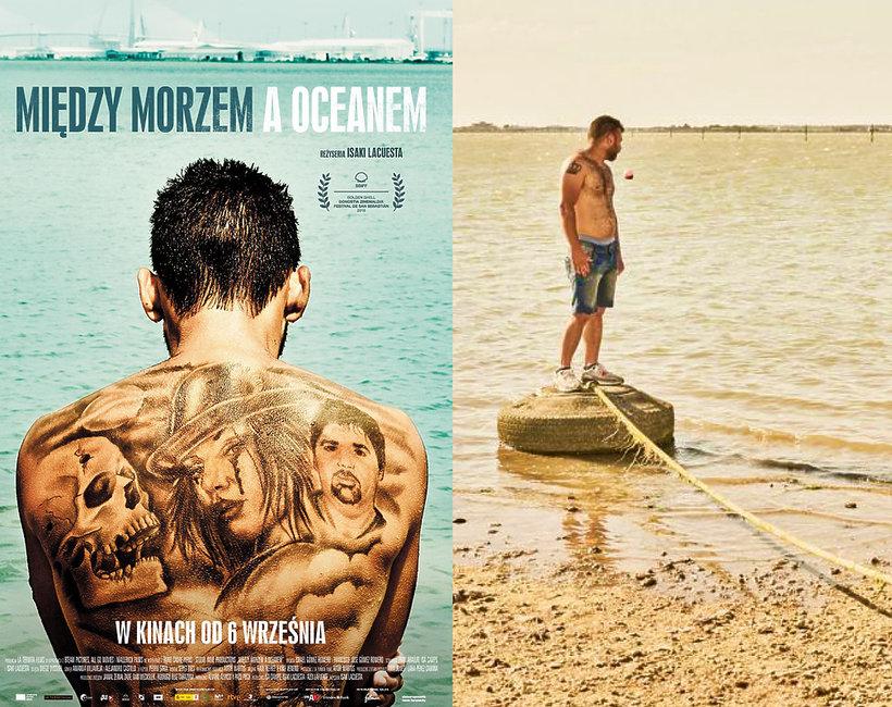 Film Między morzem a oceanem
