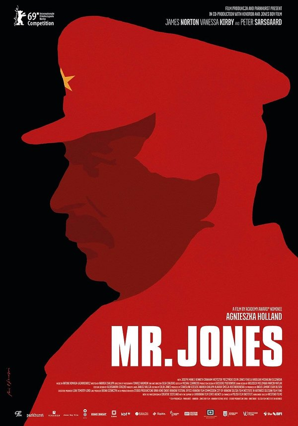 Film Mr. Jones, Agnieszka Holland
