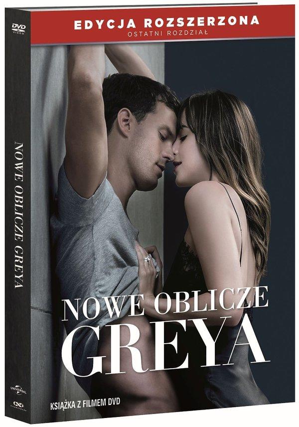 film Nowe oblicze Greya na DVD