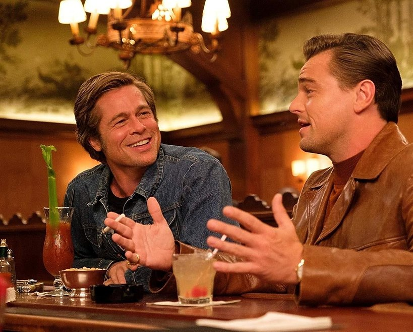 Film Once Upon a Time in Hollywood, Pewnego razu w Hollywood