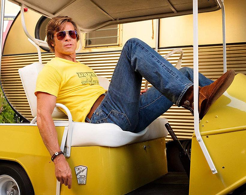 Film Once Upon a Time in Hollywood, Pewnego razu w Hollywood, Brad Pitt