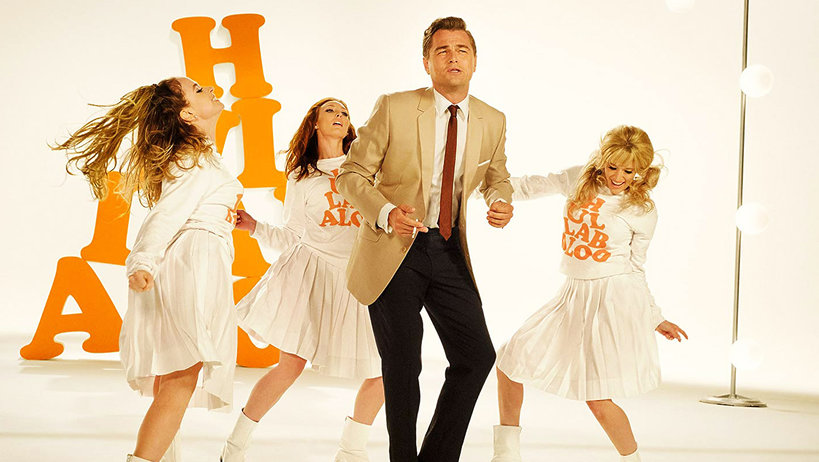 Film Once Upon a Time in Hollywood, Pewnego razu w Hollywood, Leonardo DiCaprio