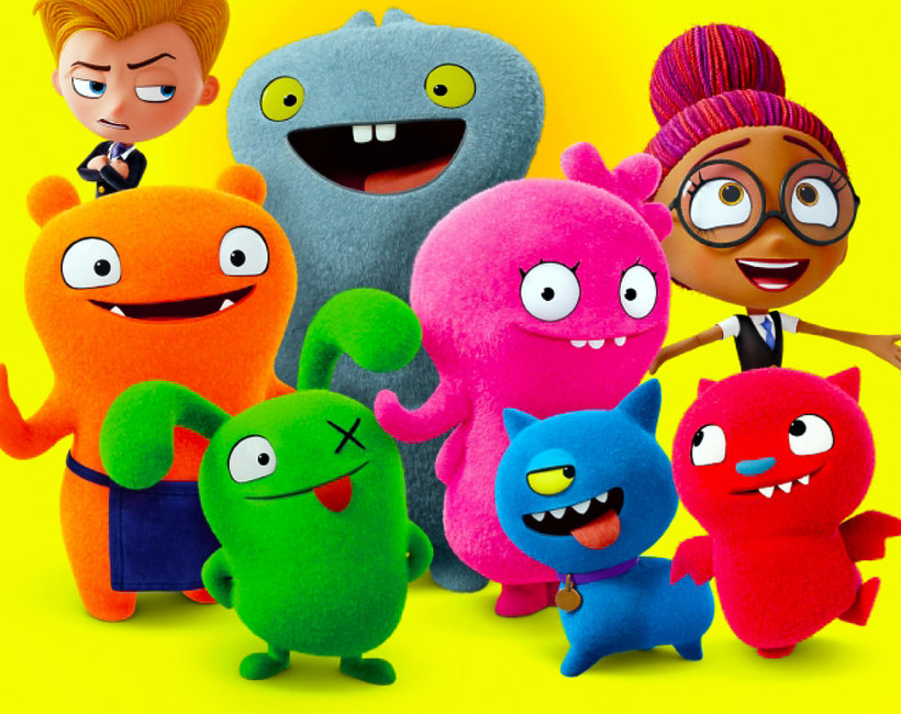 Film Paskudy. Ugly Dolls