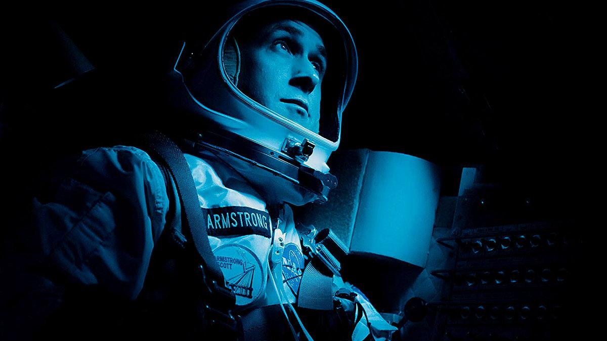 Film Pierwszy człowiek, Ryan Gosling