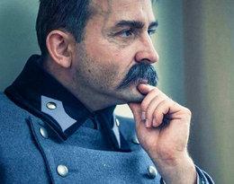 Borys Szyc jako marszałek Józef Piłsudski w filmie Michała Rosy Piłsudski