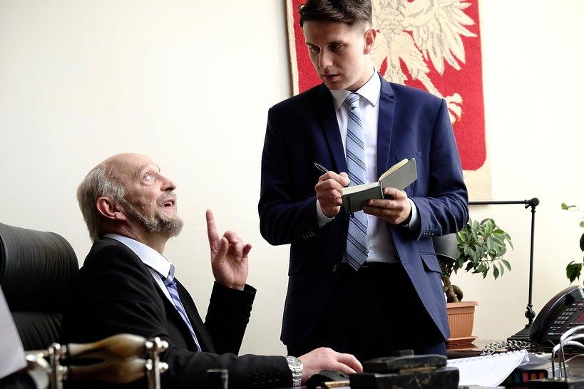 Film Polityka, Patryk Vega