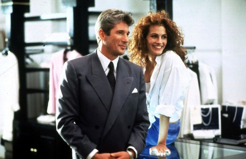 Film Pretty Woman, Julia Roberts, Richard Gere