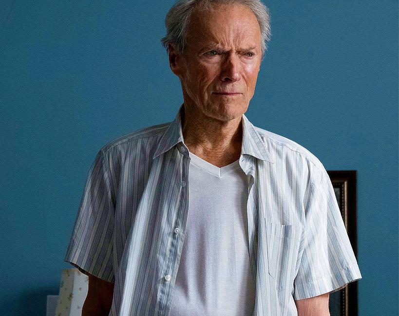 Film Przemytnik, Clint Eastwood