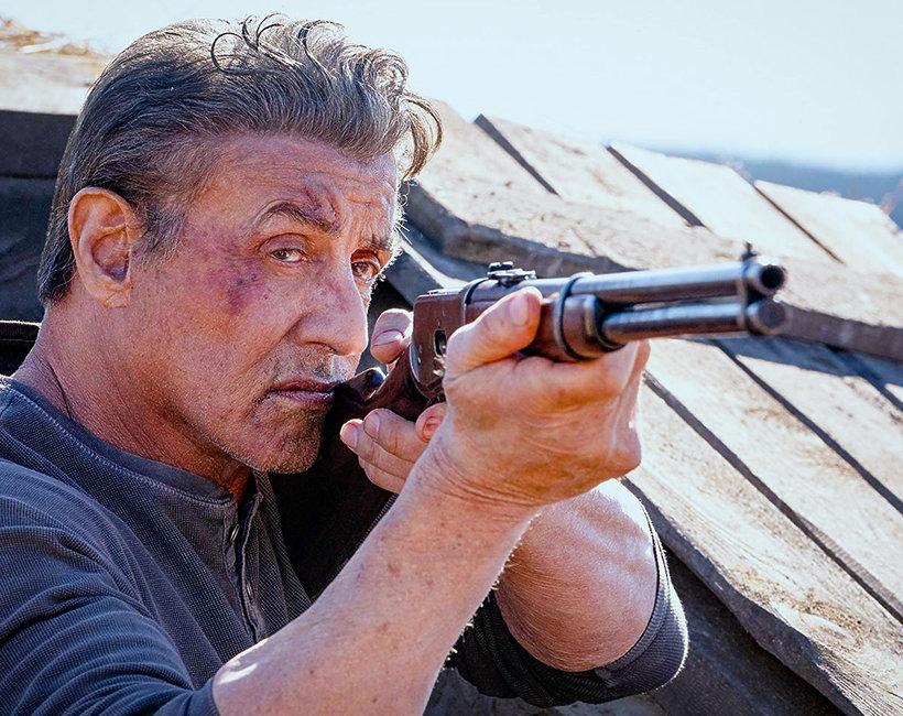 Film Rambo: ostatnia krew