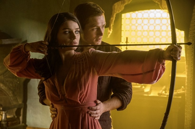 Film Robin Hood. Początek
