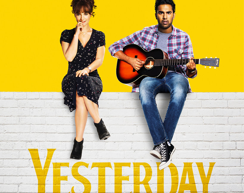 Film Yesterday plakat
