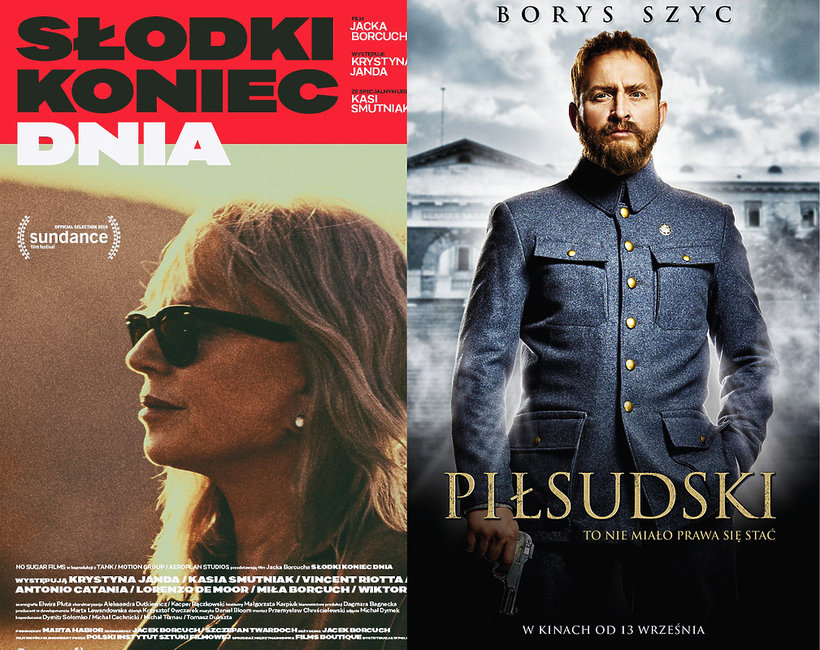 Filmy nominowane Festiwal w Gdyni