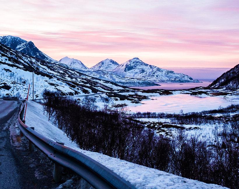 Fiordy w Norwegii, Norwegia