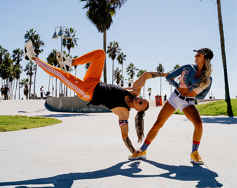 Fit Lovers w Los Angeles