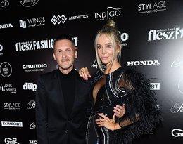 Flesz Fashion Night: Agnieszka Woźniak-Starak, Mariusz Przybylski
