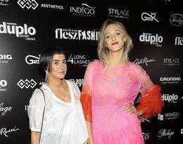 Flesz Fashion Night: Aleksandra Żebrowska, Agnieszka Maciejak