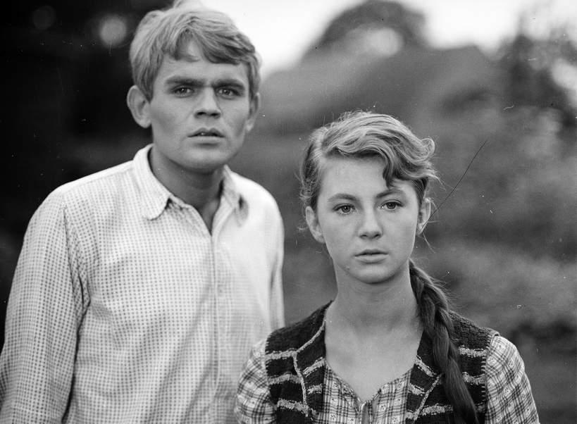 forum-0429233090, Jerzy Janeczek, Ilona Kuśmierska, 1967. Kadr z filmu