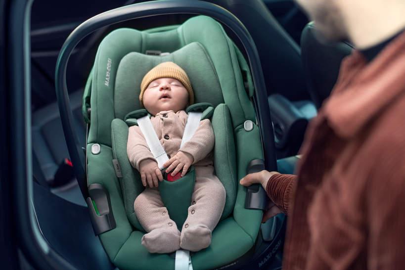 Foteliki dziecięce Maxi-Cosi z linii Rodzina 360