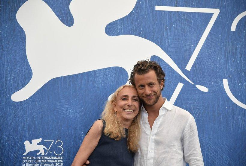 Franca Sozzani i Francesco Carrozzini