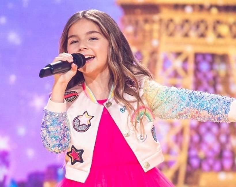 Francja, Eurowizja Junior, Valentina