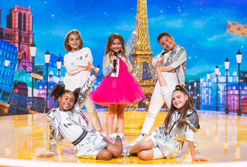 Francja, Eurowizja Junior, Valentina Z PLAYBACKU?