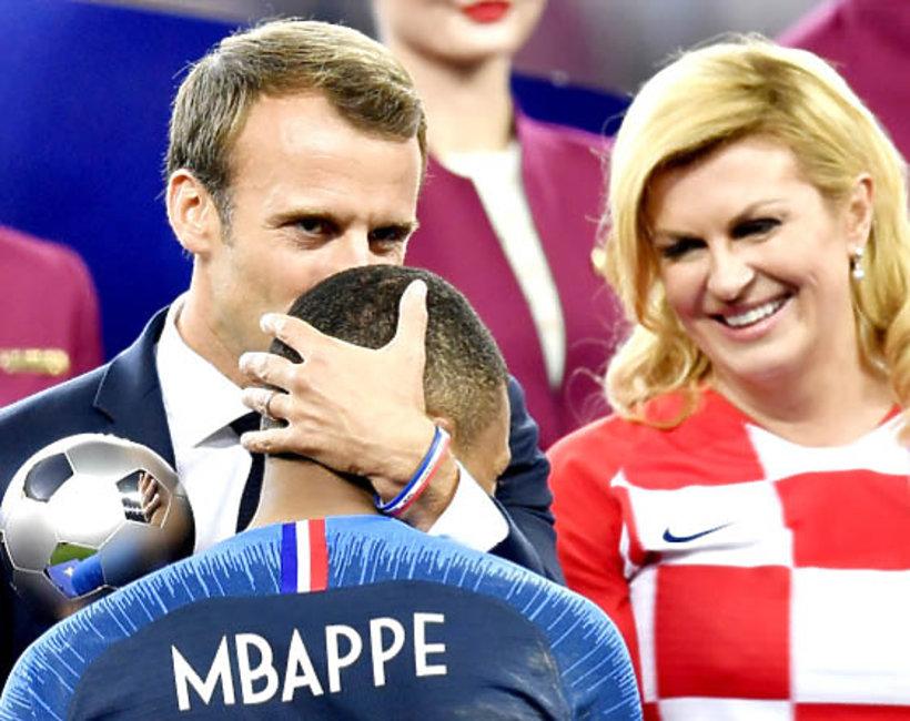 Francja mistrzem świata, Mundial 2018