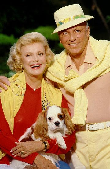 Frank i Barbara Sinatra