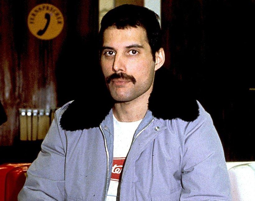 Freddie Mercury 1980