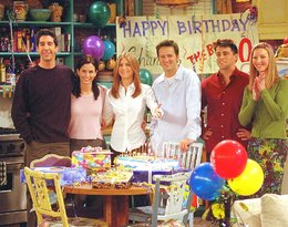 Friends, styl, David Schwimmer, Jennifer Aniston, Courteney Cox, Matt LeBlanc, Lisa Kudrow, Matthew Perry