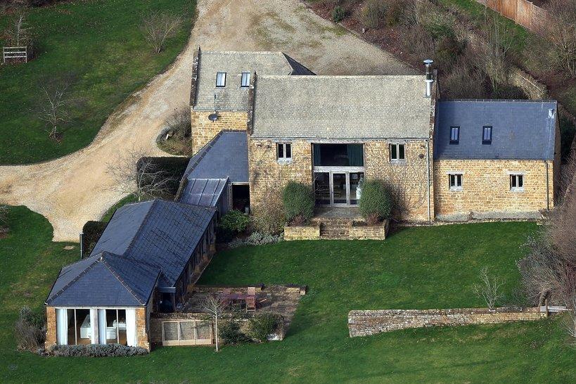 Frogmore Cottage, królewskie posiadłości