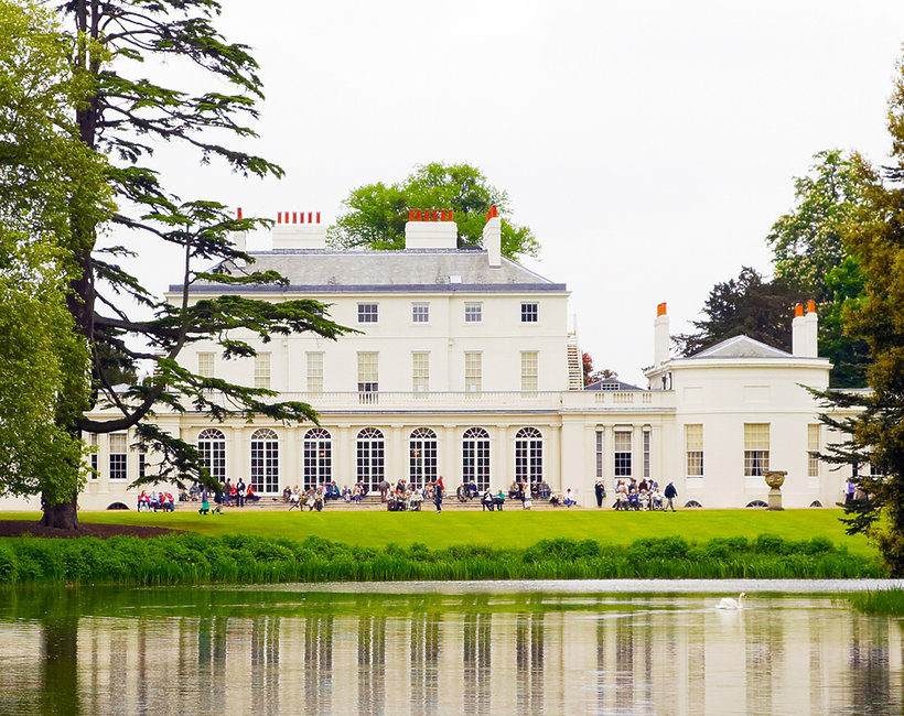 Frogmore Cottage, królewskie rezydencje