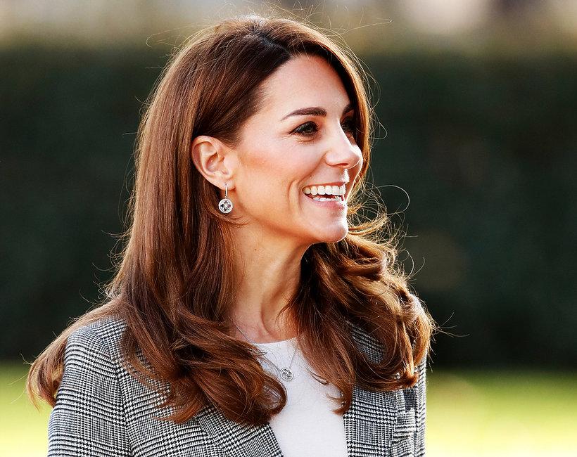fryzura Kate Middletong