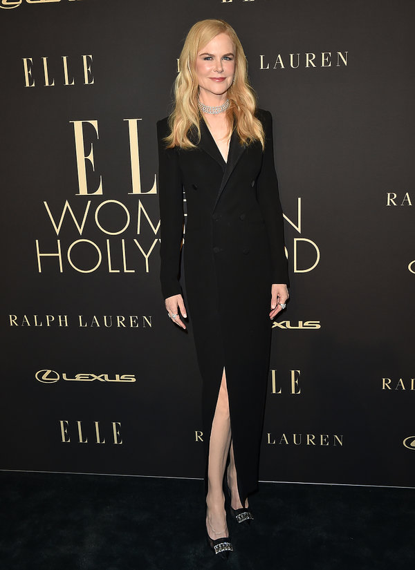 gala Elle Women 2019, Nicole Kidman