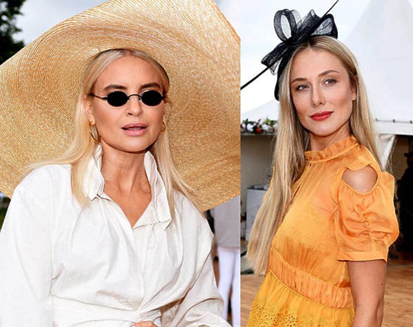 Gałkowo 2018, kapelusze, Joanna Horodyńska, Natalia Klimas