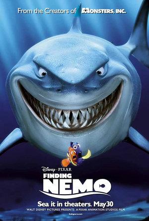 Gdzie jest Nemo. Plakat filmu