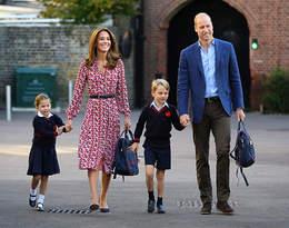 Podjęto środki bezpieczeństwa w szkole księcia George'a i księżniczki Charlotte!