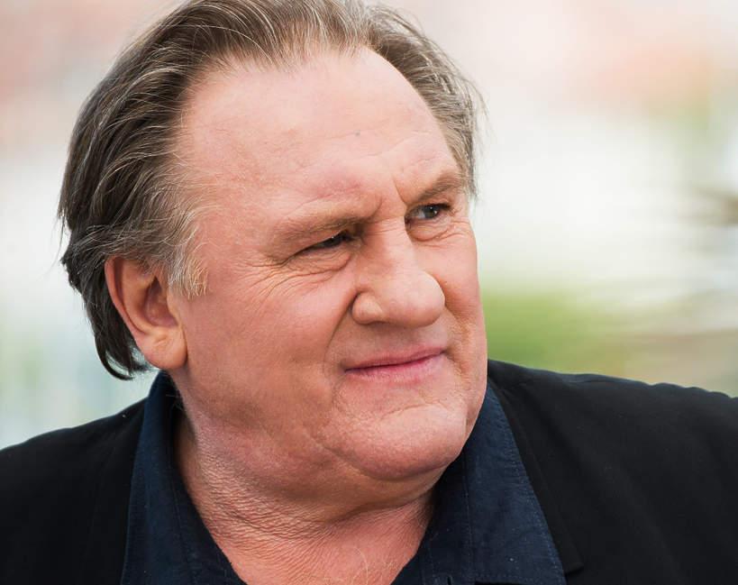 Gerard Depardieu oskarżony o gwałt