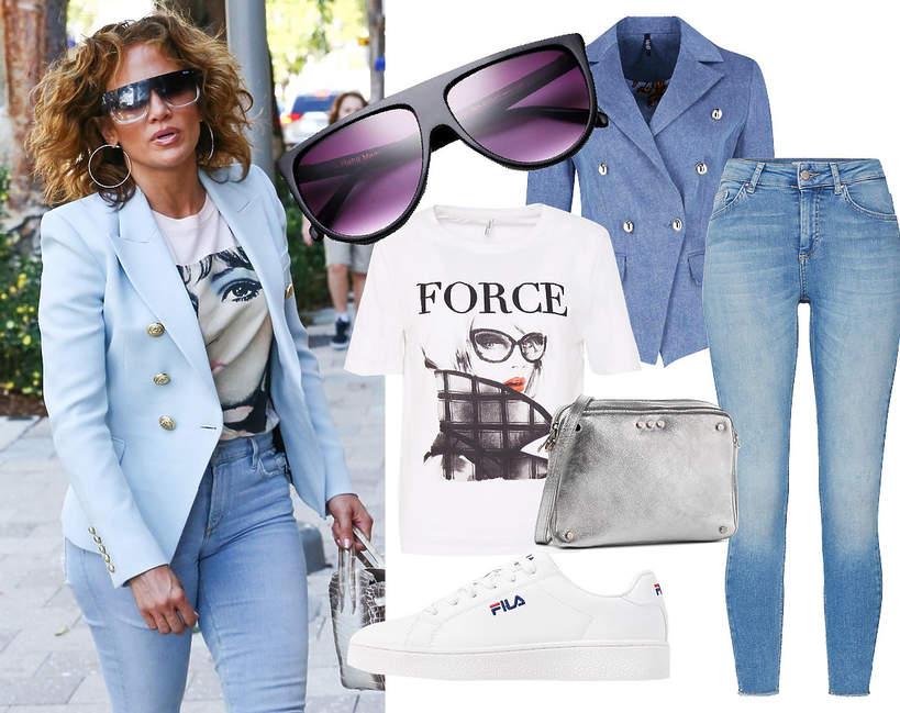 get the look, Jennifer Lopez 2020