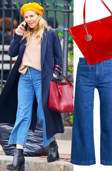 get the look, w stylu gwiazd, Sienna Miller