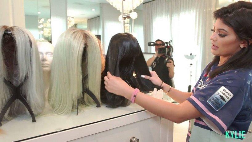 Glamroom Kylie Jenner