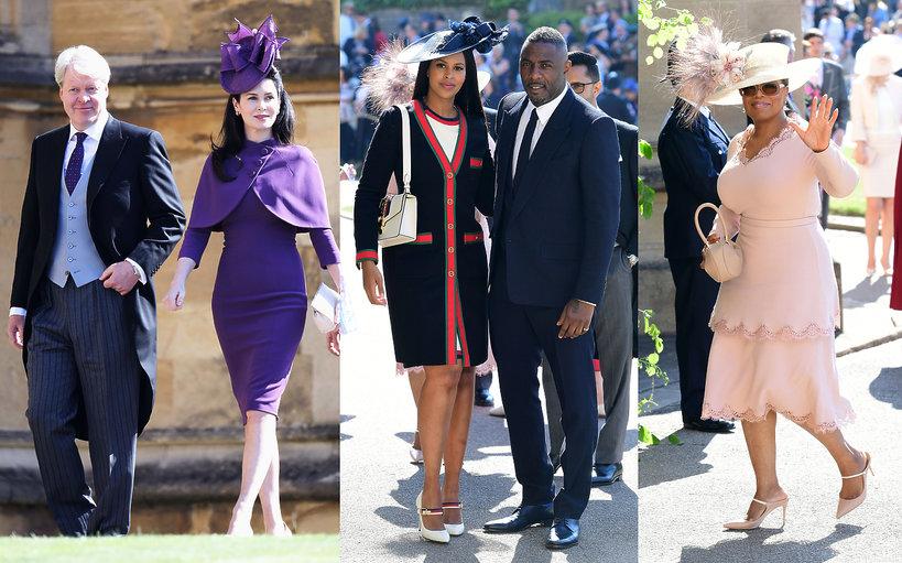 Goście na ślubie księcia Harry'ego i Meghan Marke