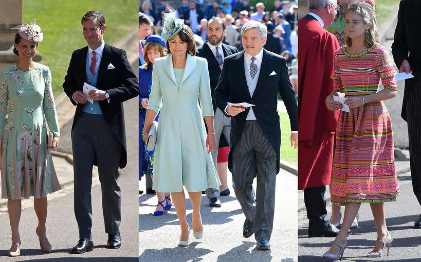 Goście na ślubie księcia Harry'ego i Meghan Markle