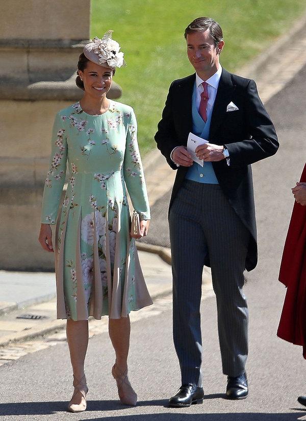 Goście na ślubie księcia Harry'ego i Meghan Markle: Pippa Middleton