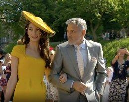 Goście na ślubie Meghan i Harry'ego: Amal i George Clooneyowie