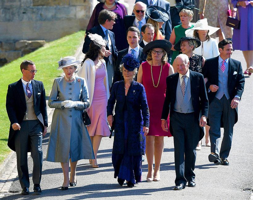 Goście, ślub Meghan Markle, książę Harry